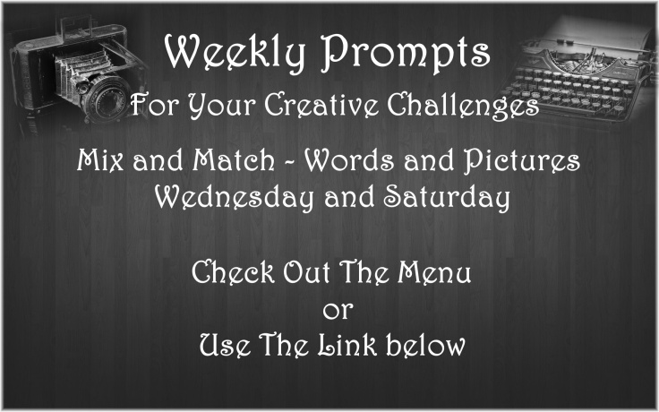 New Homepage Image Weekly Prompts 18th Jan 2020