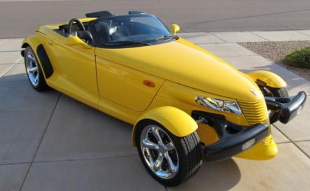 Chrysler Sunshine Yellow